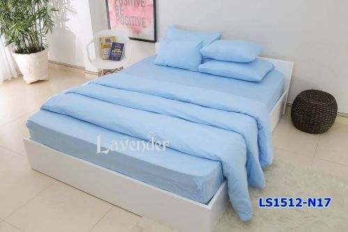 Bộ Drap Cotton Satin LS1512-N17